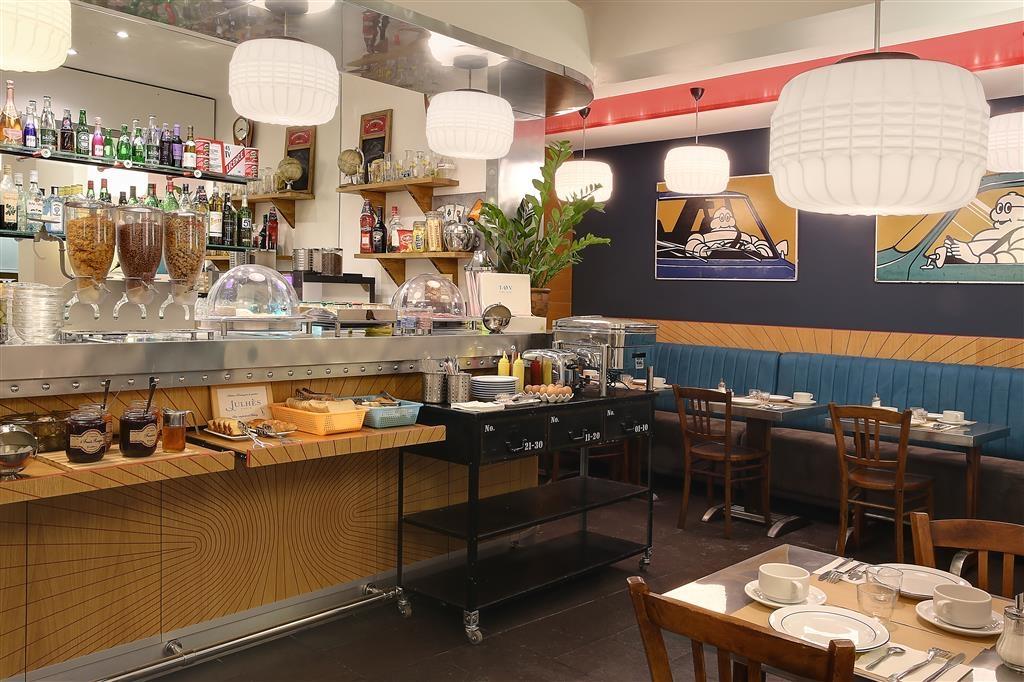 Best Western Aulivia Opera - Breakfast Area