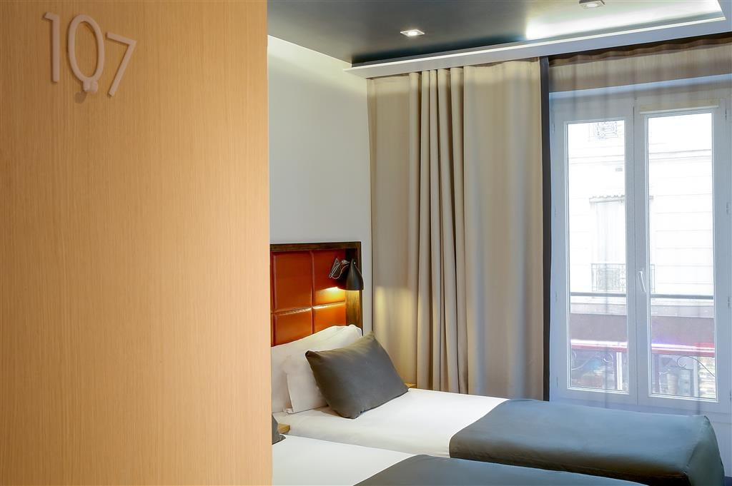 Best Western Aulivia Opera - Guest Room
