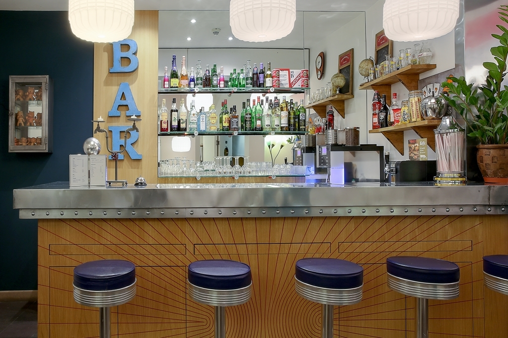 Best Western Aulivia Opera - Bar / Lounge