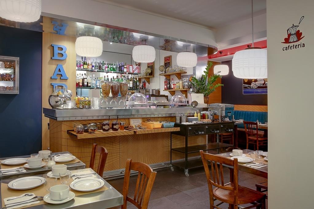 Best Western Aulivia Opera - Le petit déjeuner buffet