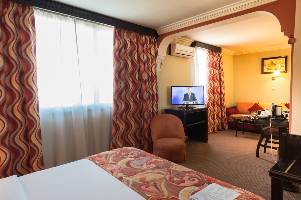 Best Western Hotel Toubkal - Camere / sistemazione