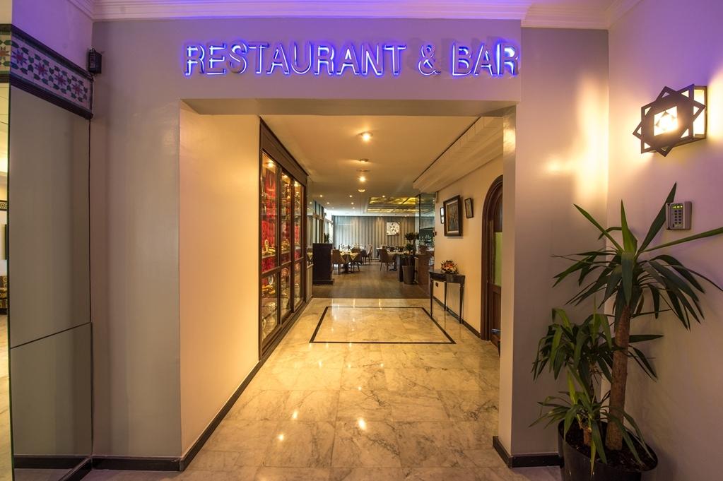 Best Western Hotel Toubkal - Ristorante / Strutture gastronomiche