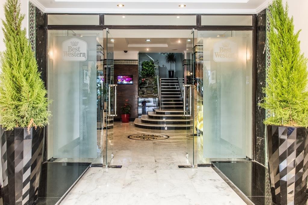 Best Western Hotel Toubkal - Facciata dell'albergo