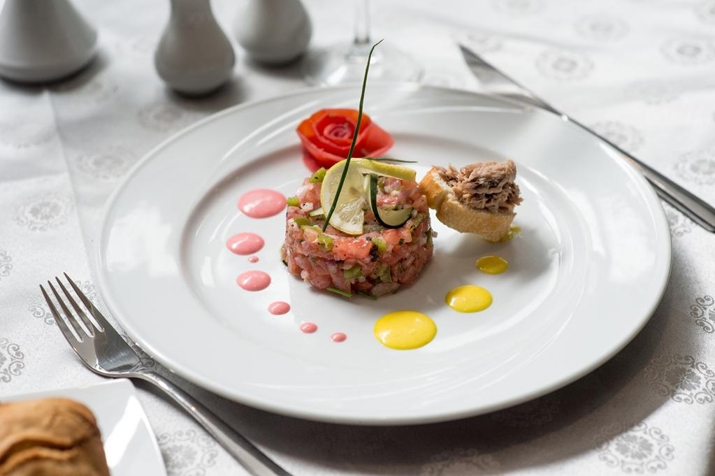 Best Western Hotel Toubkal - Restaurant