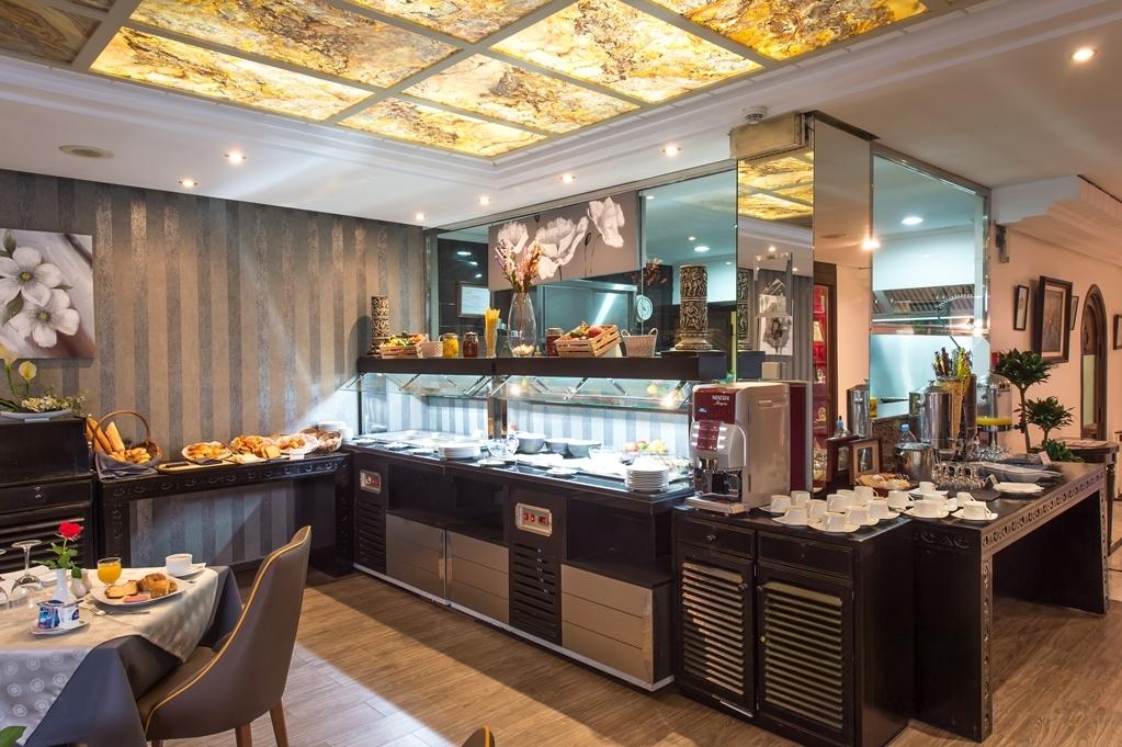 Best Western Hotel Toubkal - Frühstücksbuffet