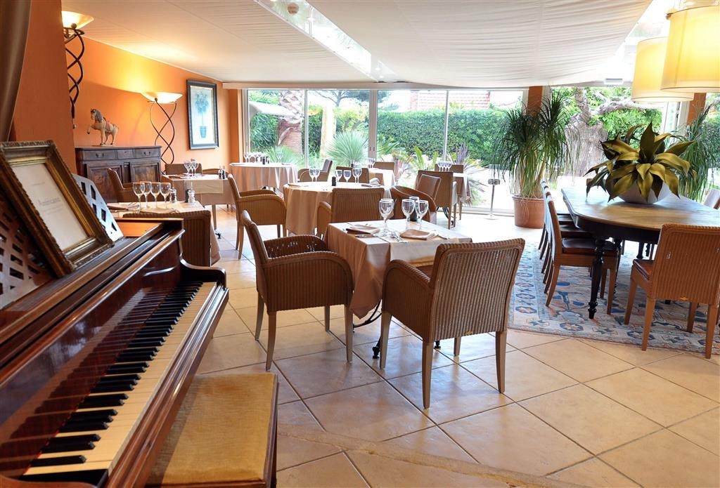 Best Western Plus Montfleuri - Restaurante