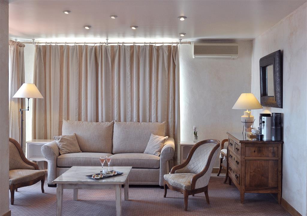 Best Western Plus Montfleuri - Gästezimmer