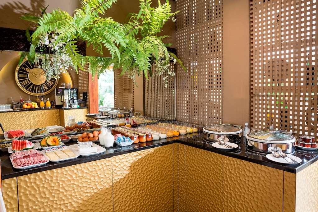 Best Western Plus Montfleuri - Prima colazione a buffet