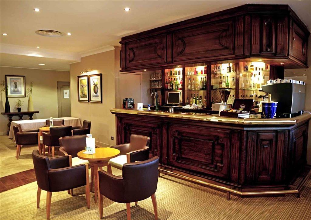 Best Western Marseille Aeroport - Bar/Lounge