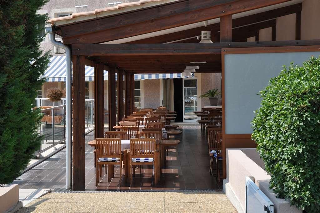 Best Western Marseille Aeroport - Restaurant Terrace