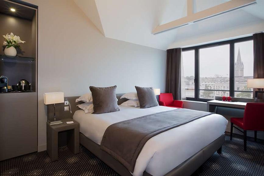 Hotel Best Western Plus Hotel Moderne, Caen