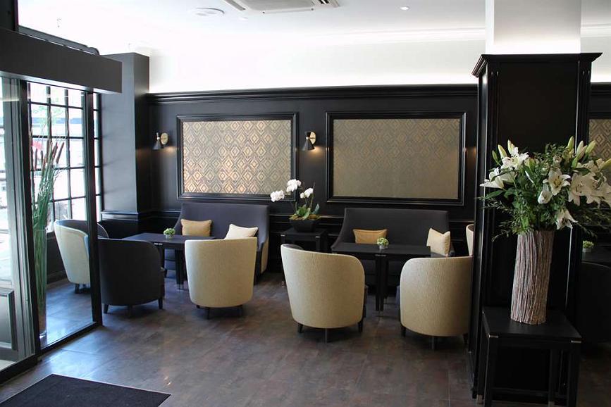 Hotel In Caen Best Western Plus Le Moderne