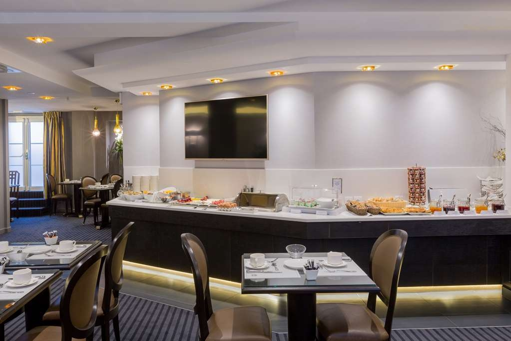 Best Western Plus Le Moderne - Restaurante/Comedor