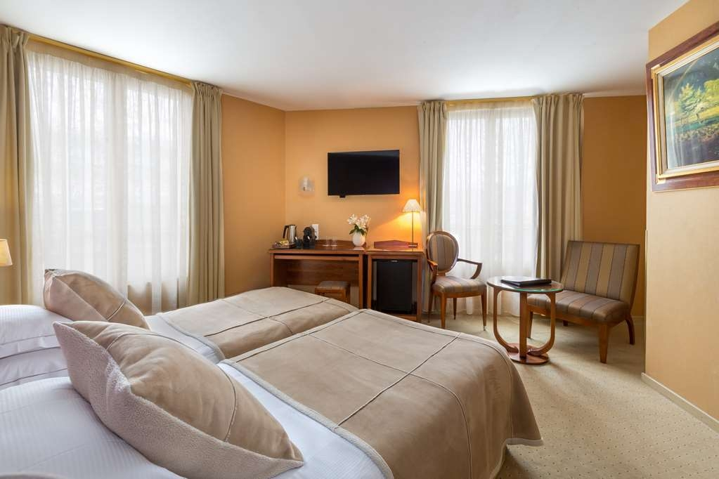 Best Western Plus Le Moderne - Deluxe Guest Room