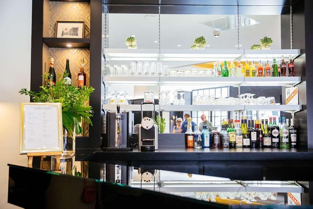 Best Western Plus Le Moderne - Bar/Lounge