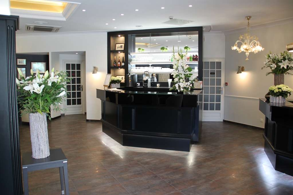Best Western Plus Le Moderne - Lobby
