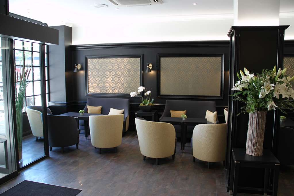 Best Western Plus Le Moderne - Lounge