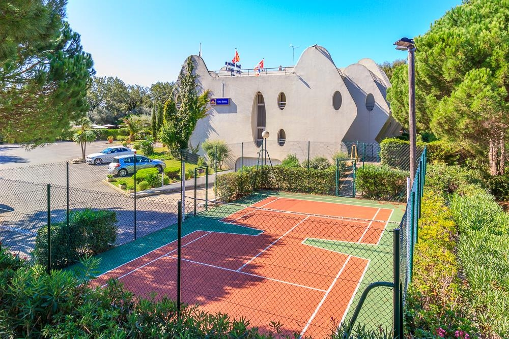Best Western Golf Hotel - Tennis