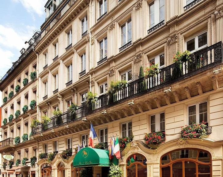 Hotel L'Horset Opera, BW Premier Collection - Vista exterior