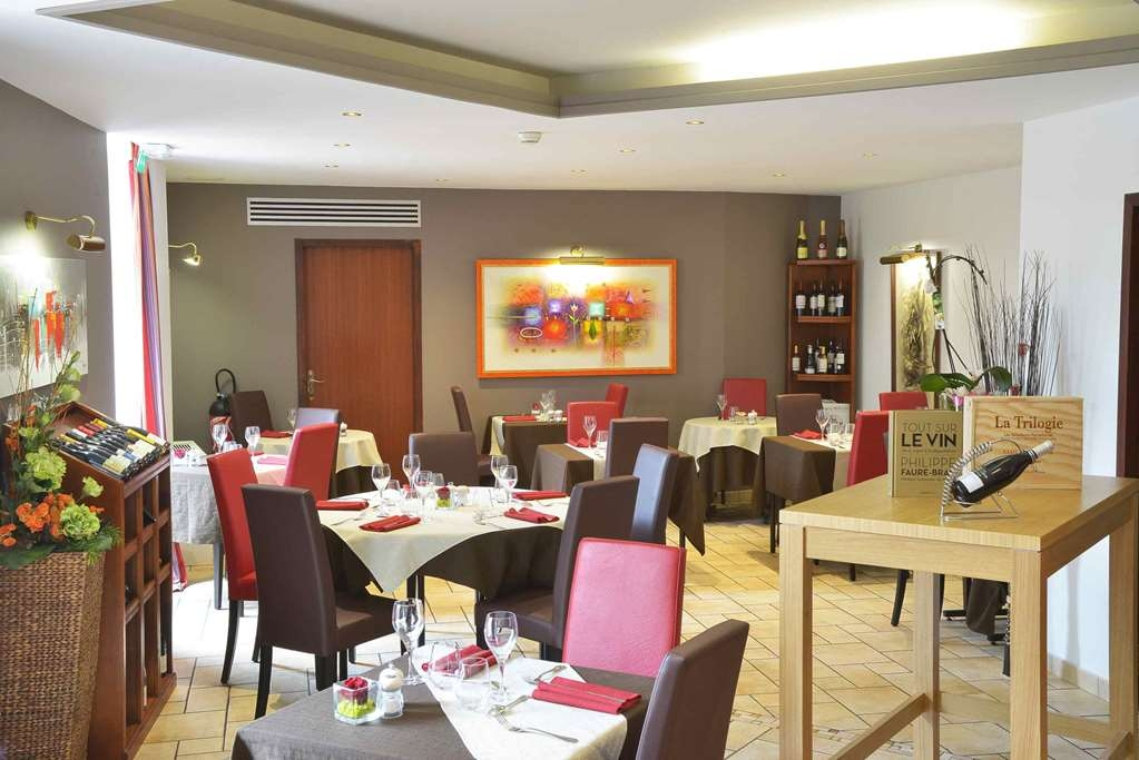 Best Western Hotel Le Pont D'Or - Restaurants