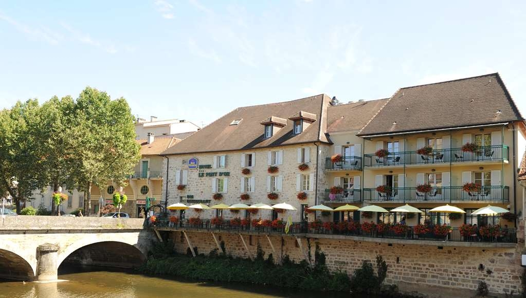 Best Western Hotel Le Pont D'Or - Hotel Exterior