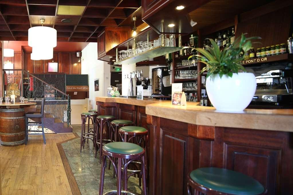 Best Western Hotel Le Pont D'Or - Bar y salón