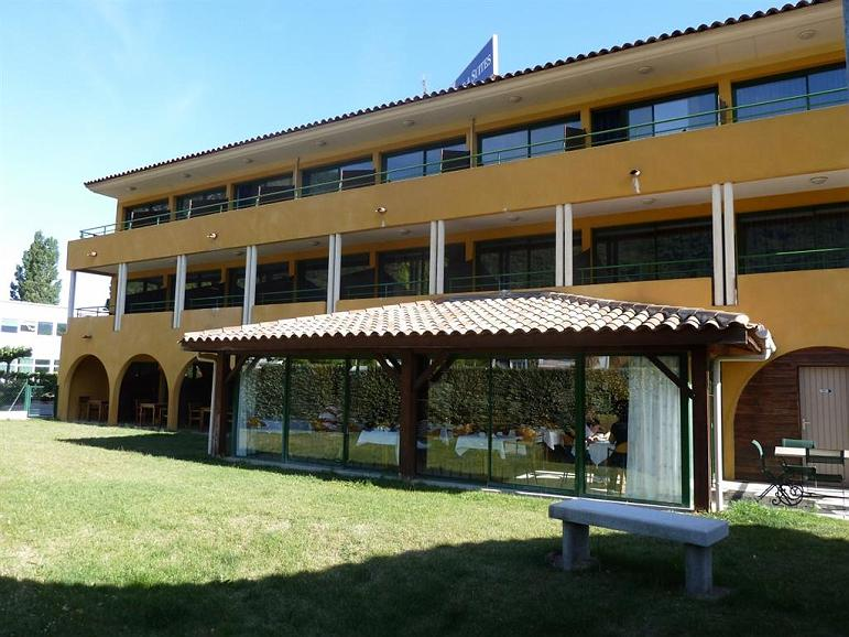 Best Western Gemenos en Provence - Area esterna