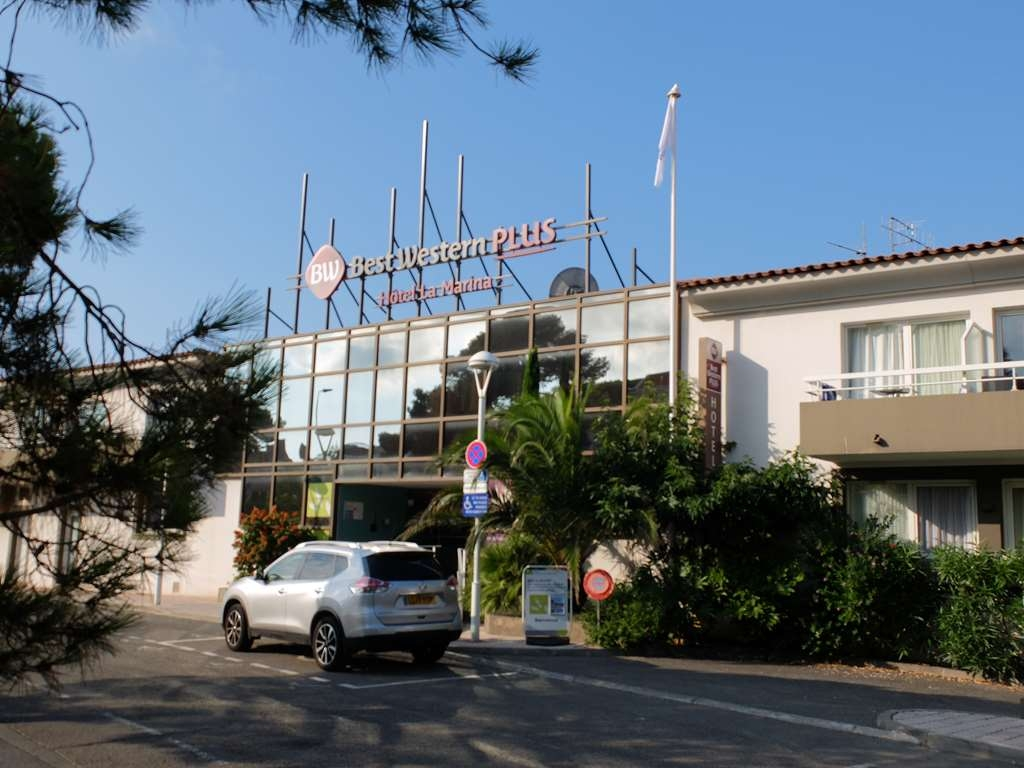 Best Western Plus Hotel La Marina - Front of the hotel