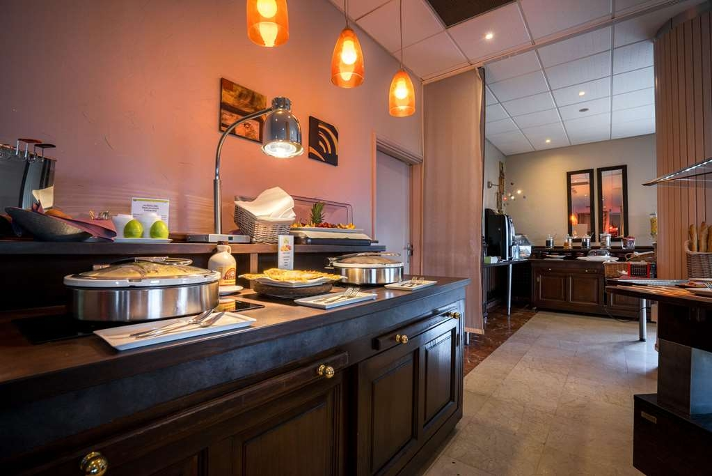 Best Western Plus Hotel La Marina - Restaurant / Etablissement gastronomique