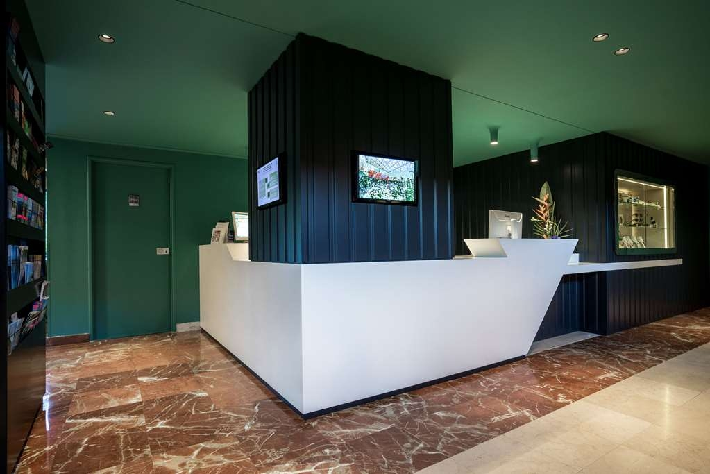 Best Western Plus Hotel La Marina - Reception