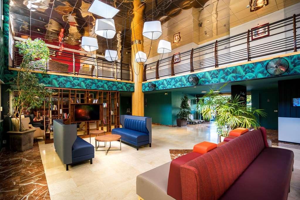 Best Western Plus Hotel La Marina - Vue du lobby
