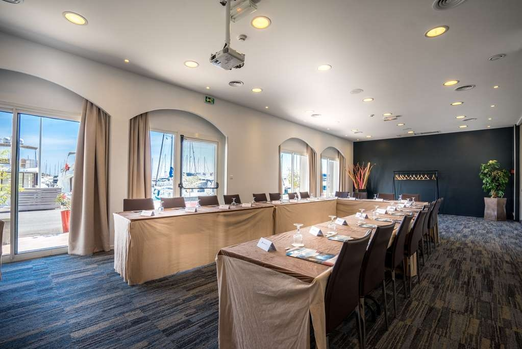 Best Western Plus Hotel La Marina - Meeting Room 80 m²