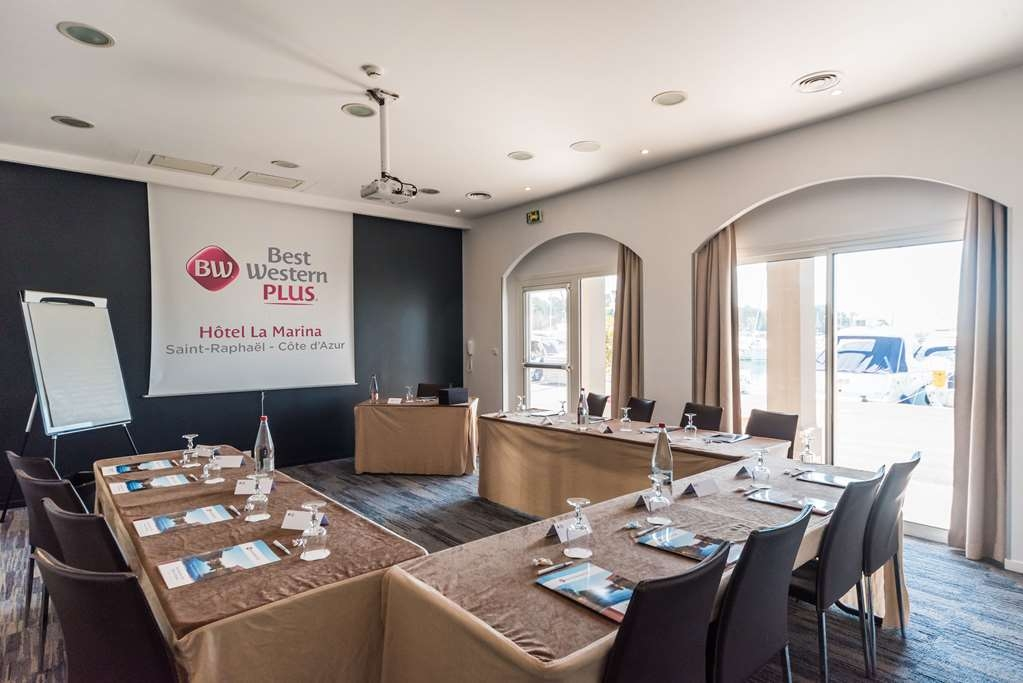 Best Western Plus Hotel La Marina - Meeting Room 40 m²