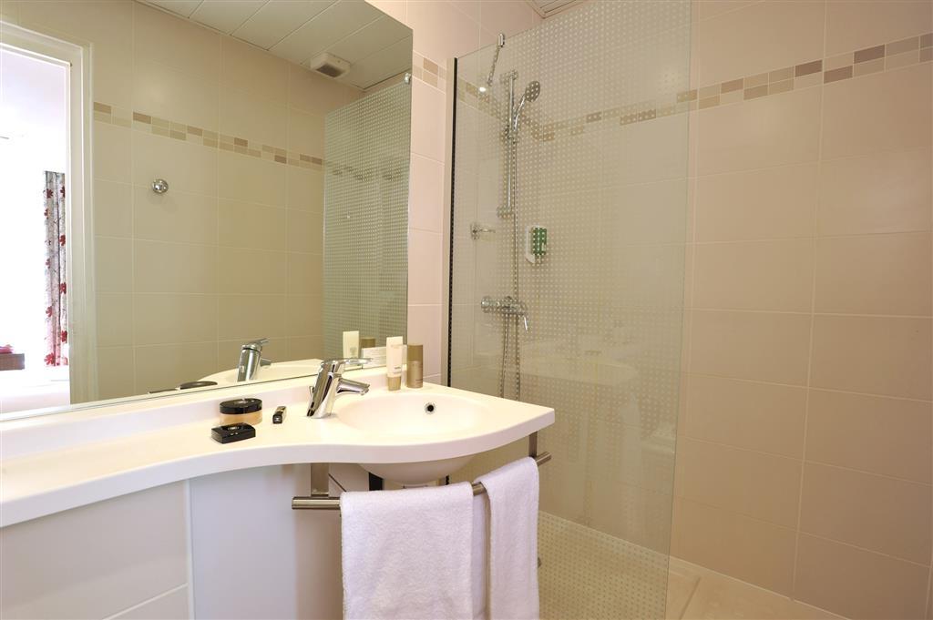 Best Western Hotel De Verdun - Salle de bains