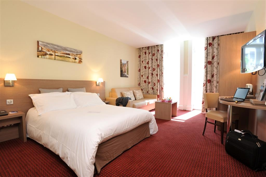 Best Western Hotel De Verdun - Chambre