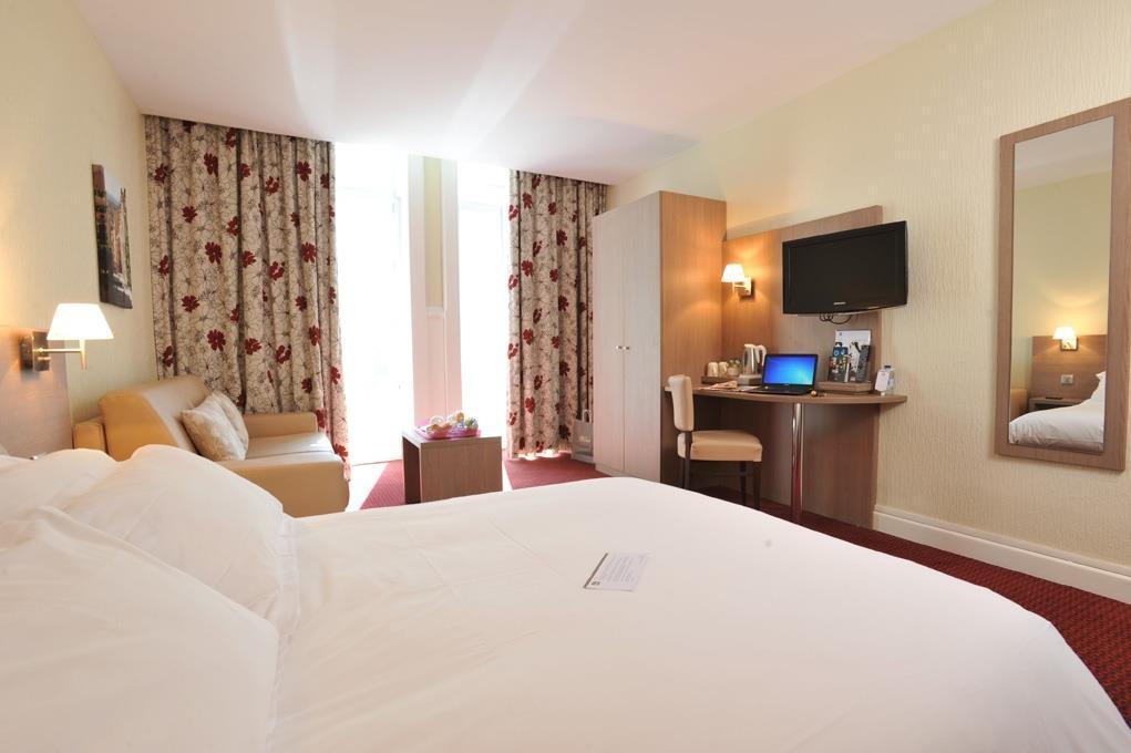 Best Western Hotel De Verdun - Guest Room
