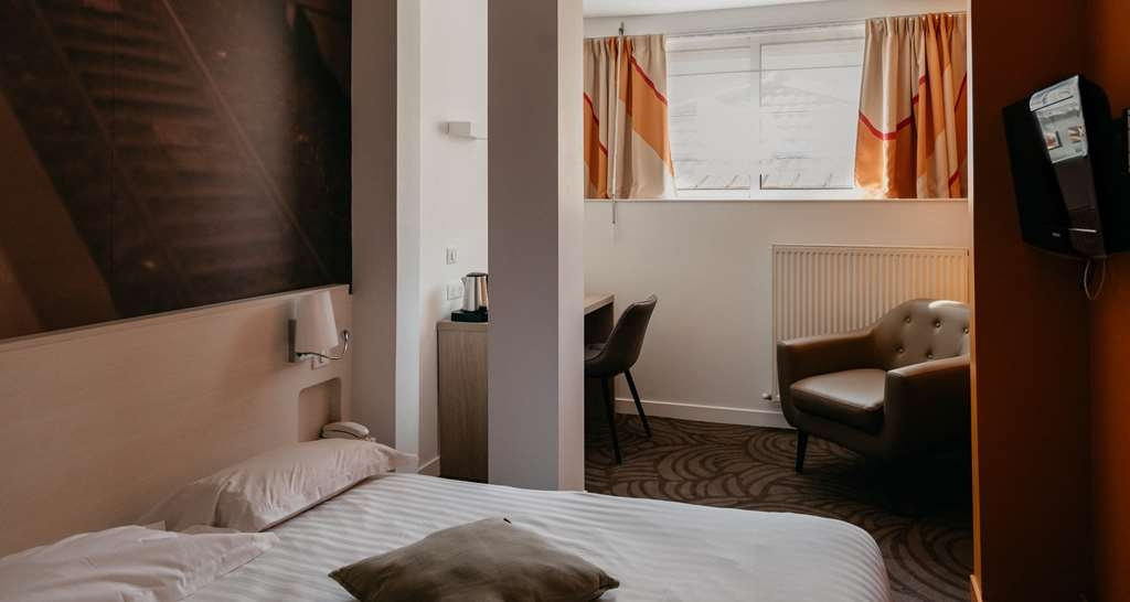 Best Western Hotel De Verdun - Chambres / Logements