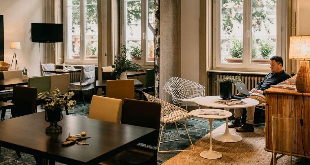 Best Western Hotel De Verdun - Vue du lobby