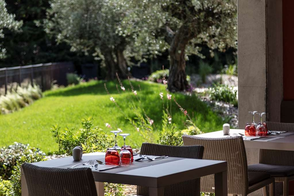 Best Western Plus Le Lavarin - Restaurant
