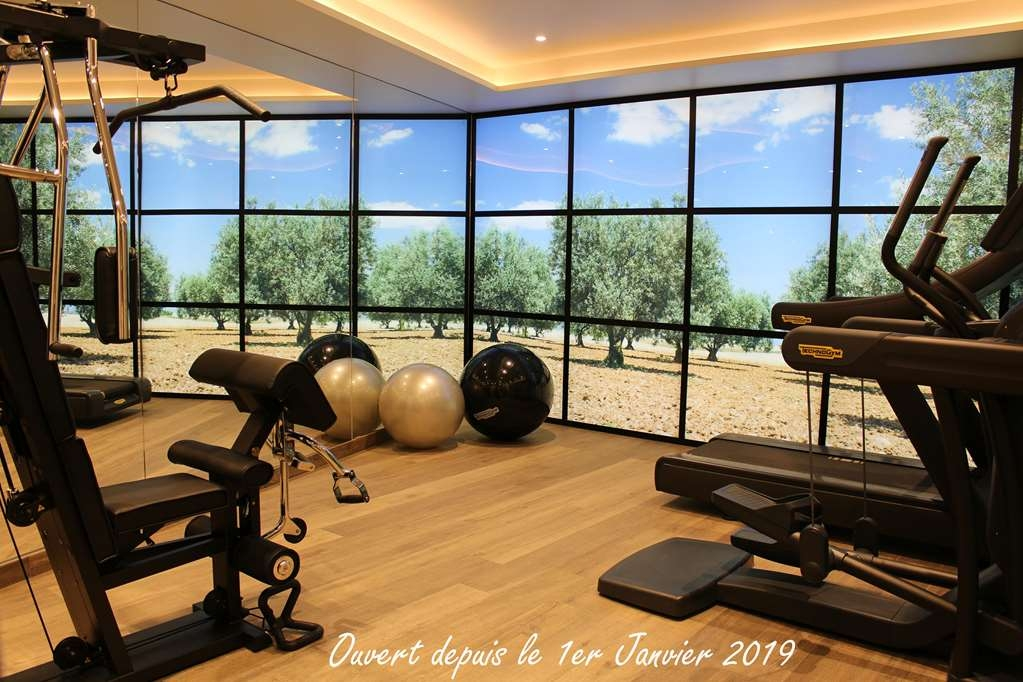 Best Western Plus Le Lavarin - Fitness