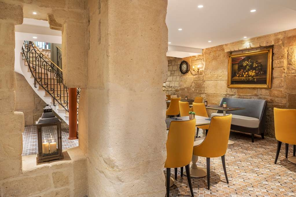 Best Western Premier Ducs De Bourgogne - Restaurante/Comedor