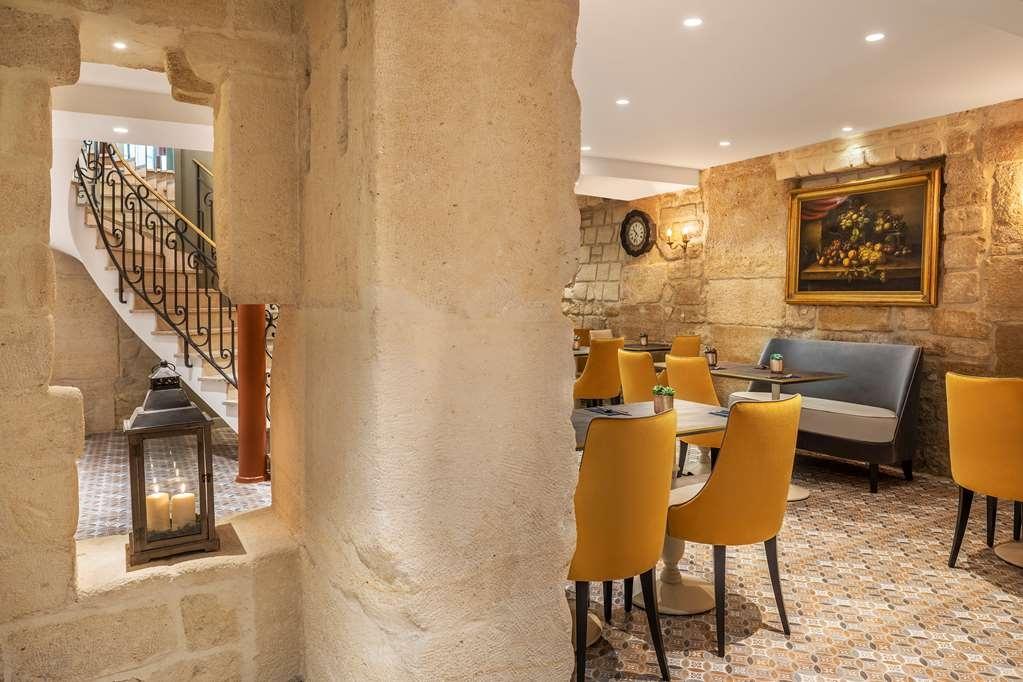 Best Western Premier Ducs De Bourgogne - Restaurant / Gastronomie