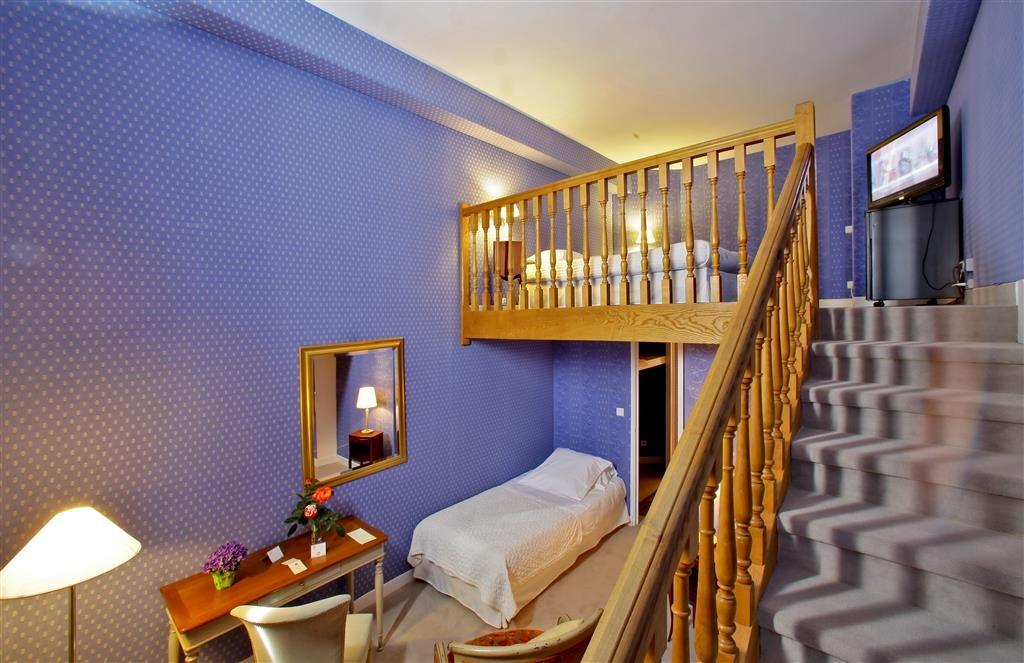 Best Western Le Renoir - Gästezimmer/ Unterkünfte
