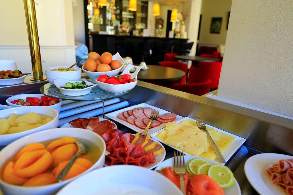 Best Western Le Renoir - Restaurant / Gastronomie