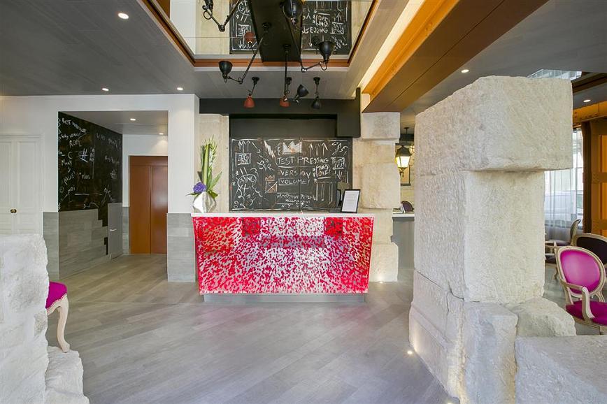 Best Western Premier Marais Grands Boulevards - Hall
