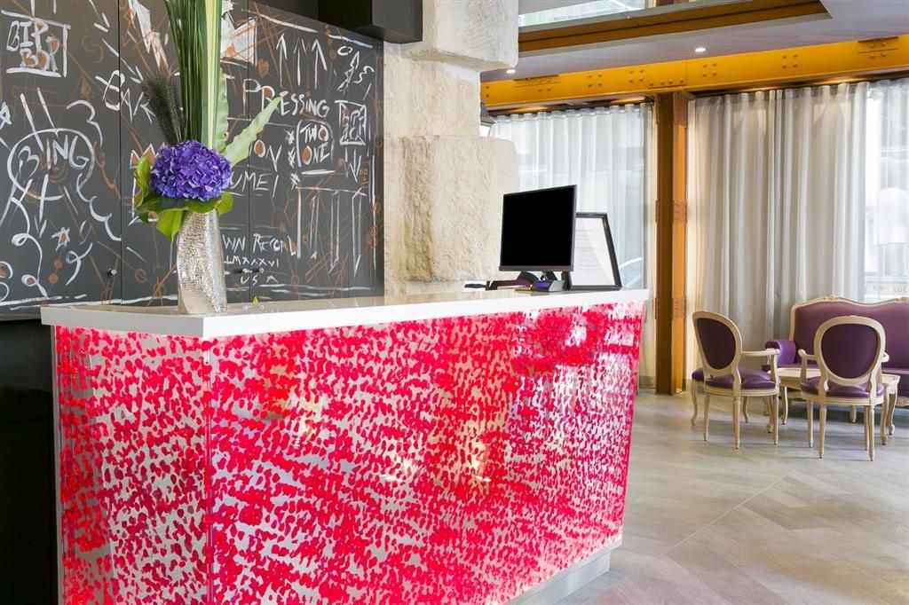 Best Western Premier Marais Grands Boulevards - Foyer