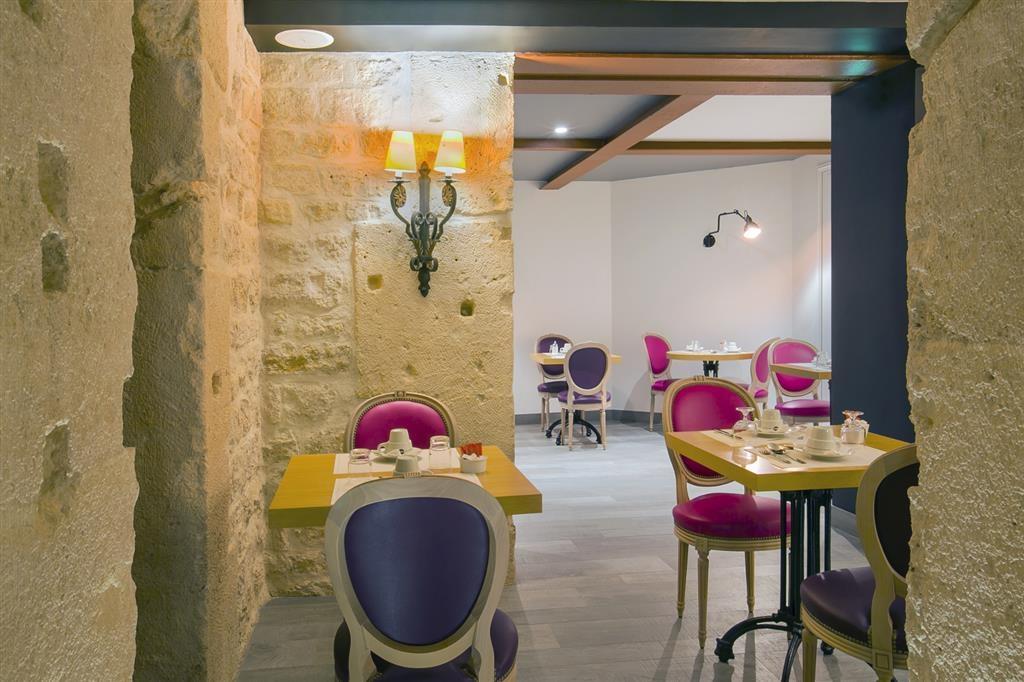 Best Western Premier Marais Grands Boulevards - Salón para desayunos