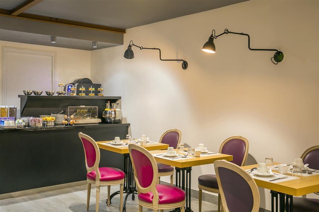 Best Western Premier Marais Grands Boulevards - Sala colazione