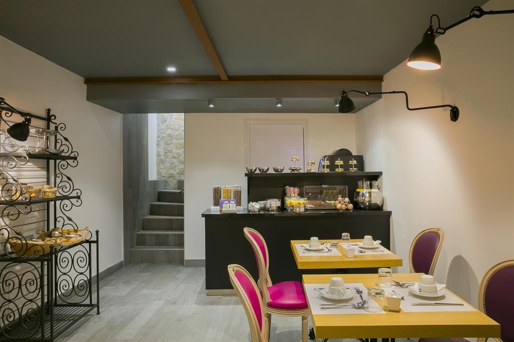 Best Western Premier Marais Grands Boulevards - Frühstücksraum