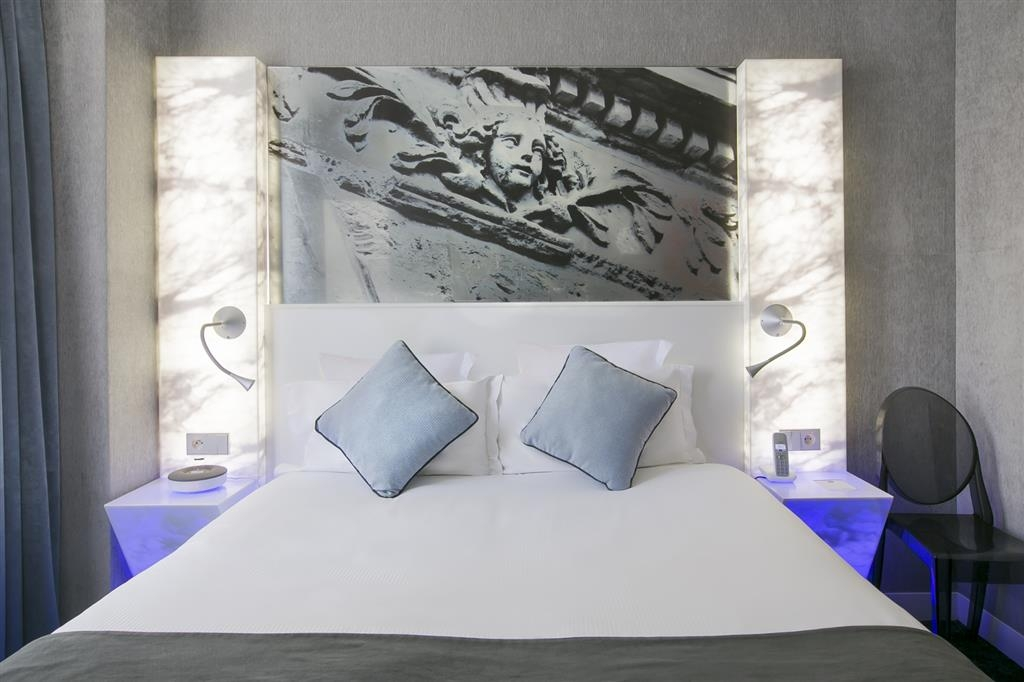 Best Western Premier Marais Grands Boulevards - Gästezimmer